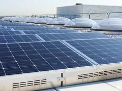 Hart Building Solar Roof