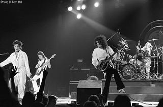 Queen live @ Atlanta - 1977