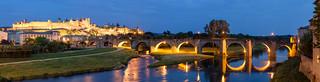 Carcassone Pont Vieux