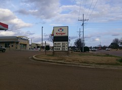 Farewell, old HDO Kroger fuel center sign also :(