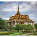Phnom Penh K - great pavilon or Moon Hall inside the Royal Palace complex 03 by Daniel Mennerich