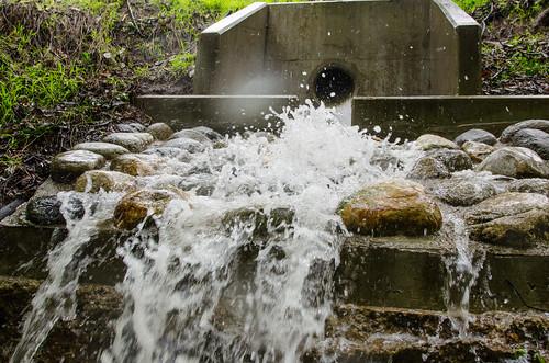 Cistern Overflow