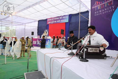 Devotional song by Anand Kumar from Moradabad, Uttar Pradesh