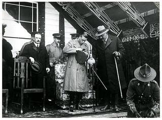 Prince of Wales, Rotorua, Royal Tour 1920
