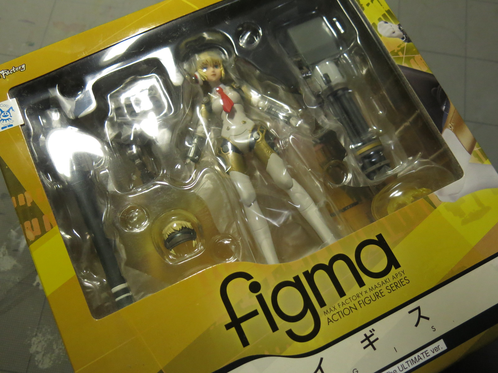 figma:アイギス The ULTIMATE ver.01