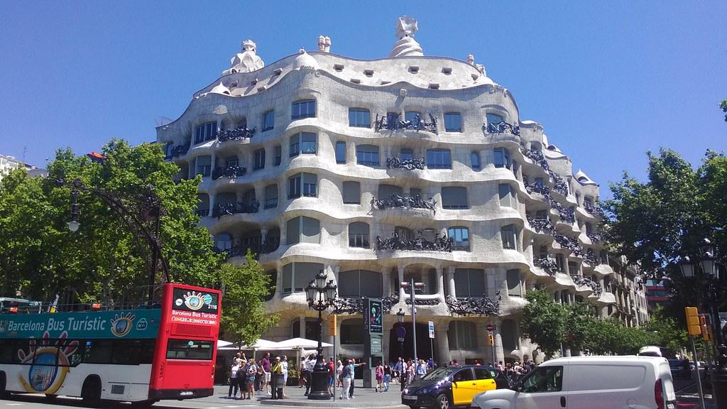 La Pedrera - Barcellona