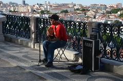 Lisbon, Miradouro de São Pedro de Alcantara