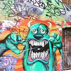 Monsters Inc. #melbournelove