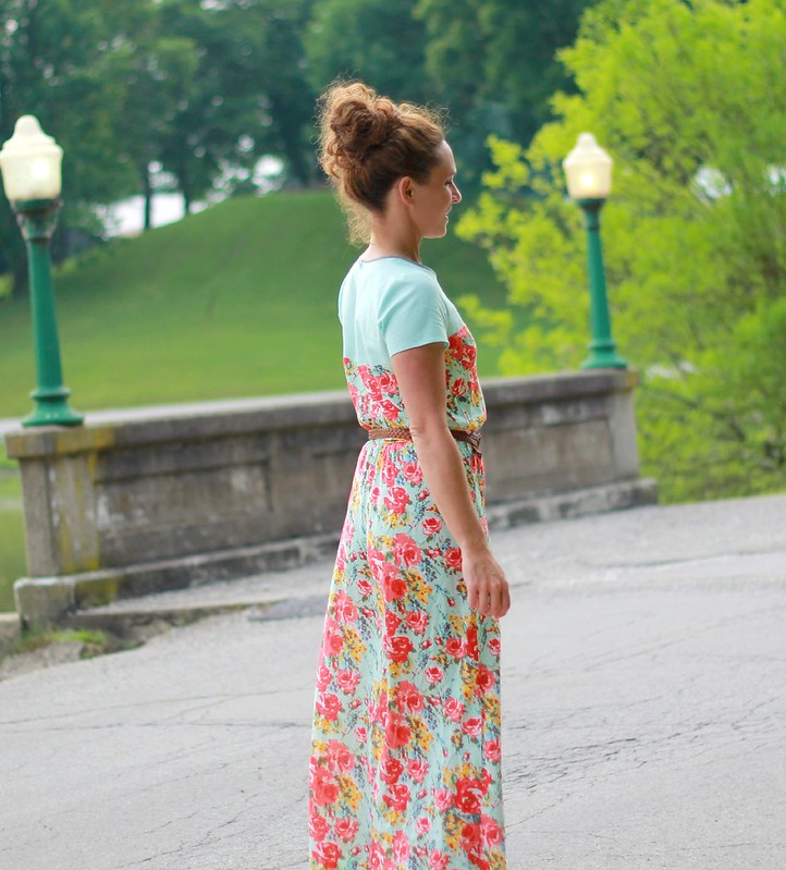 refashioned sundress