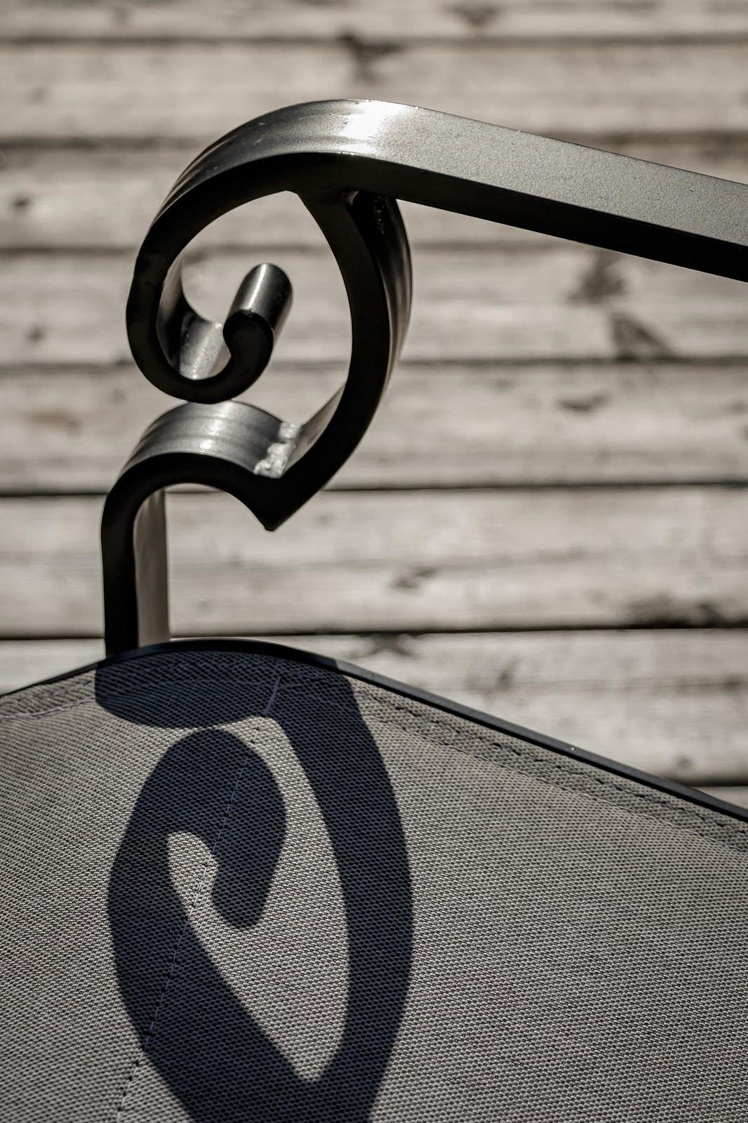 chair arm shadow