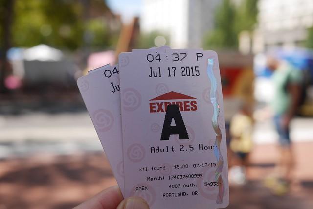 金, 2015-07-17 14:10 - TriMET の券