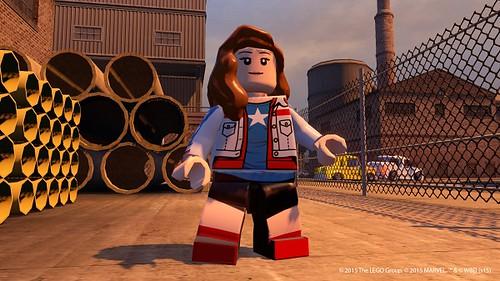 LEGO Marvel's Avengers America Chavez (Miss America)