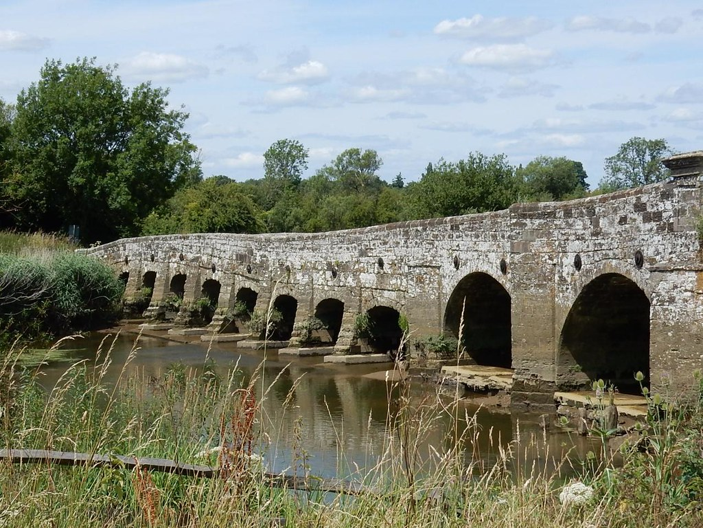 Greatham Bridge (old bit) Pulborough Circular