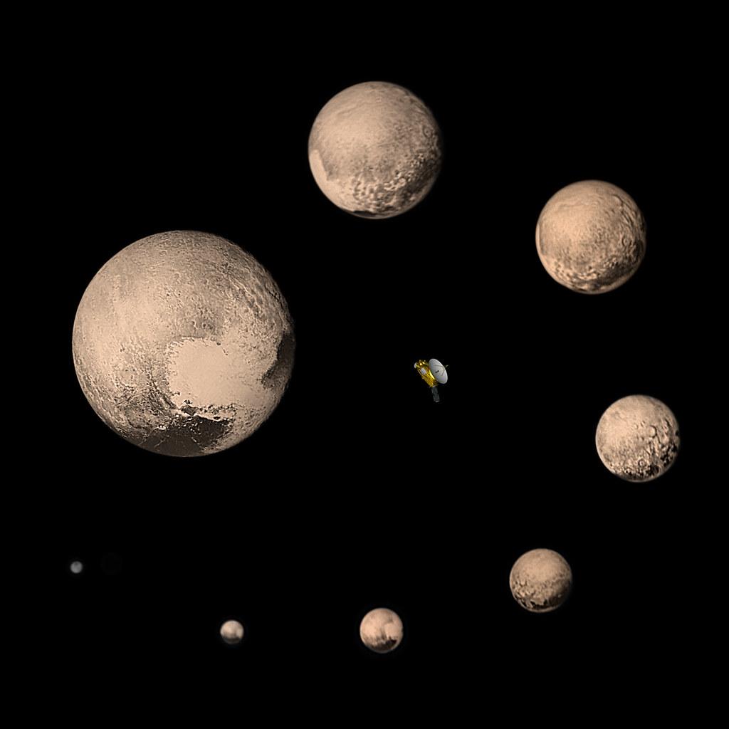 New Horizons Voyage to Pluto