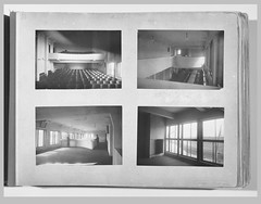 Unknown  Interior views of the House-commune of transitional type communal centre, some showing Solomon Lisagor, Rostokino, Moscow, 1928-1930 copy
