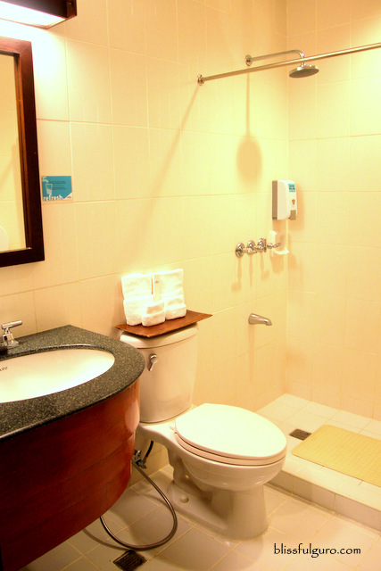 Microtel Cabanatuan Toilet and Bath