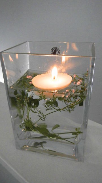 Floating Citronella Candles 16
