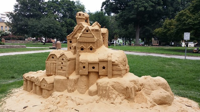 Sand Castle in Raleigh NC