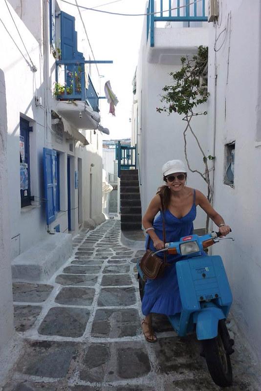 """Estética increíble la que ofrecen las """"Islas Griegas"""""""