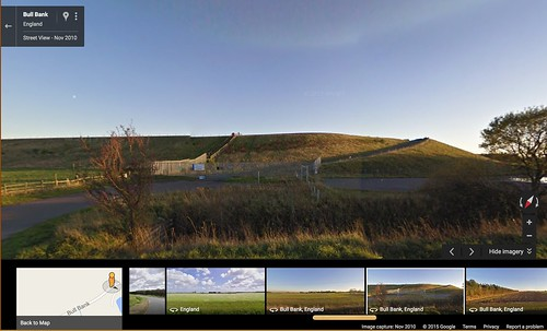 Covenham Reservoir - Google Maps, Street View