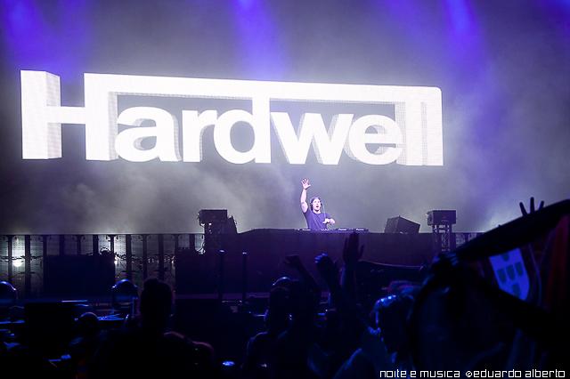 Hardwell - MEO Sudoeste '15