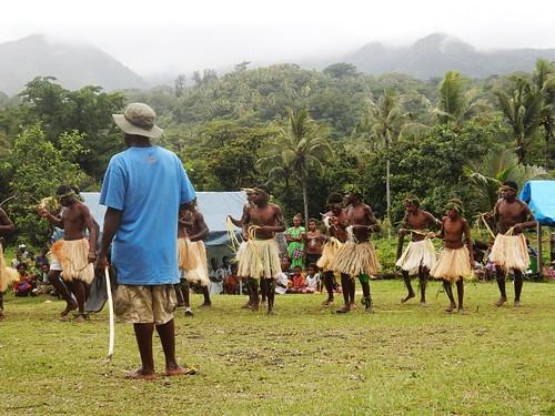 Local dance - Tanna Island