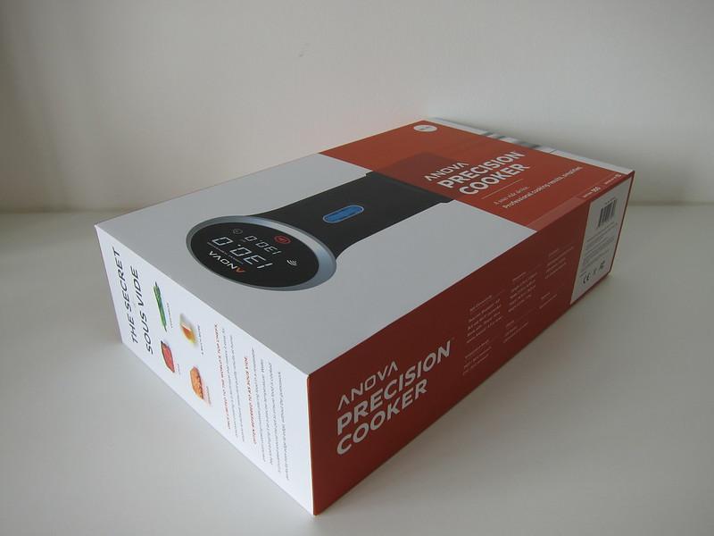 Anova Precision Cooker - Box