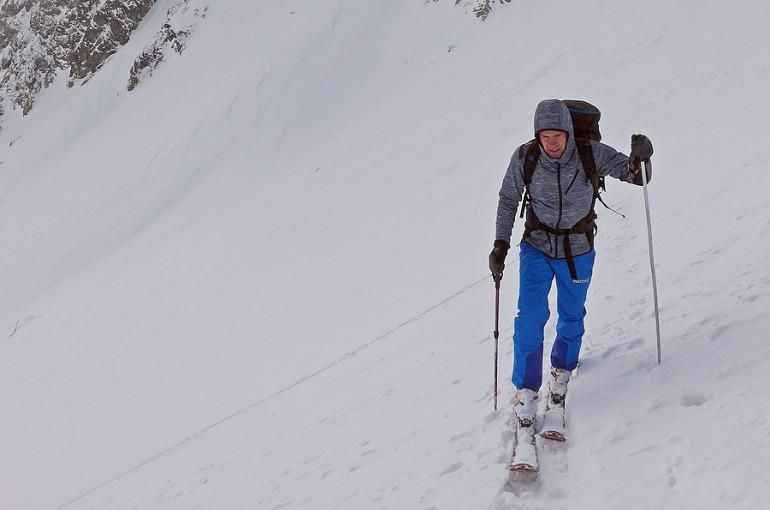 Merino pionýři z Icebreakeru představují Bodyfit Winter Zone