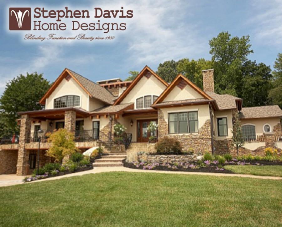 Big creek lots for sale at norris lake for Stephen davis home designs