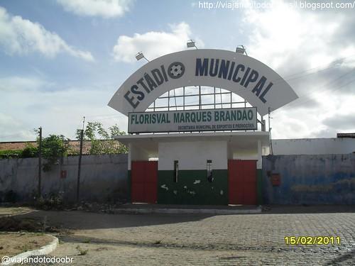 Maravilha - Estádio Florisval Marques Brandão