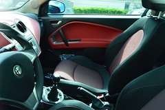 automobile, alfa romeo, vehicle, alfa romeo mito, land vehicle,