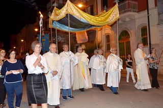 Noicattaro. Corpus Domini front