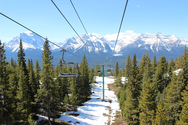 Lake Louise Gondola