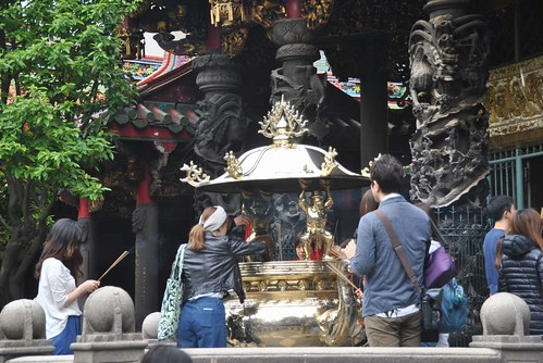 03 Templo de Longshan en Taipei  (4)