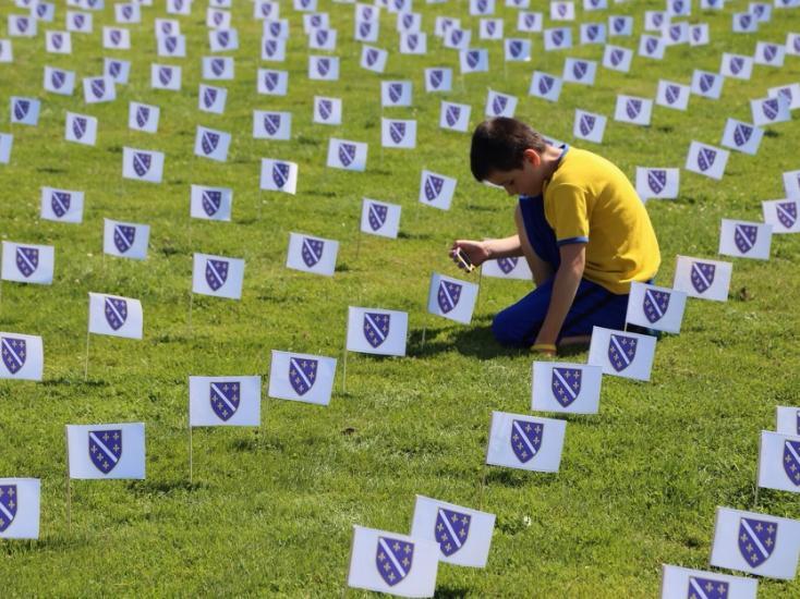 Sjecanje na Srebrenicu, ABNH-2015 - 5