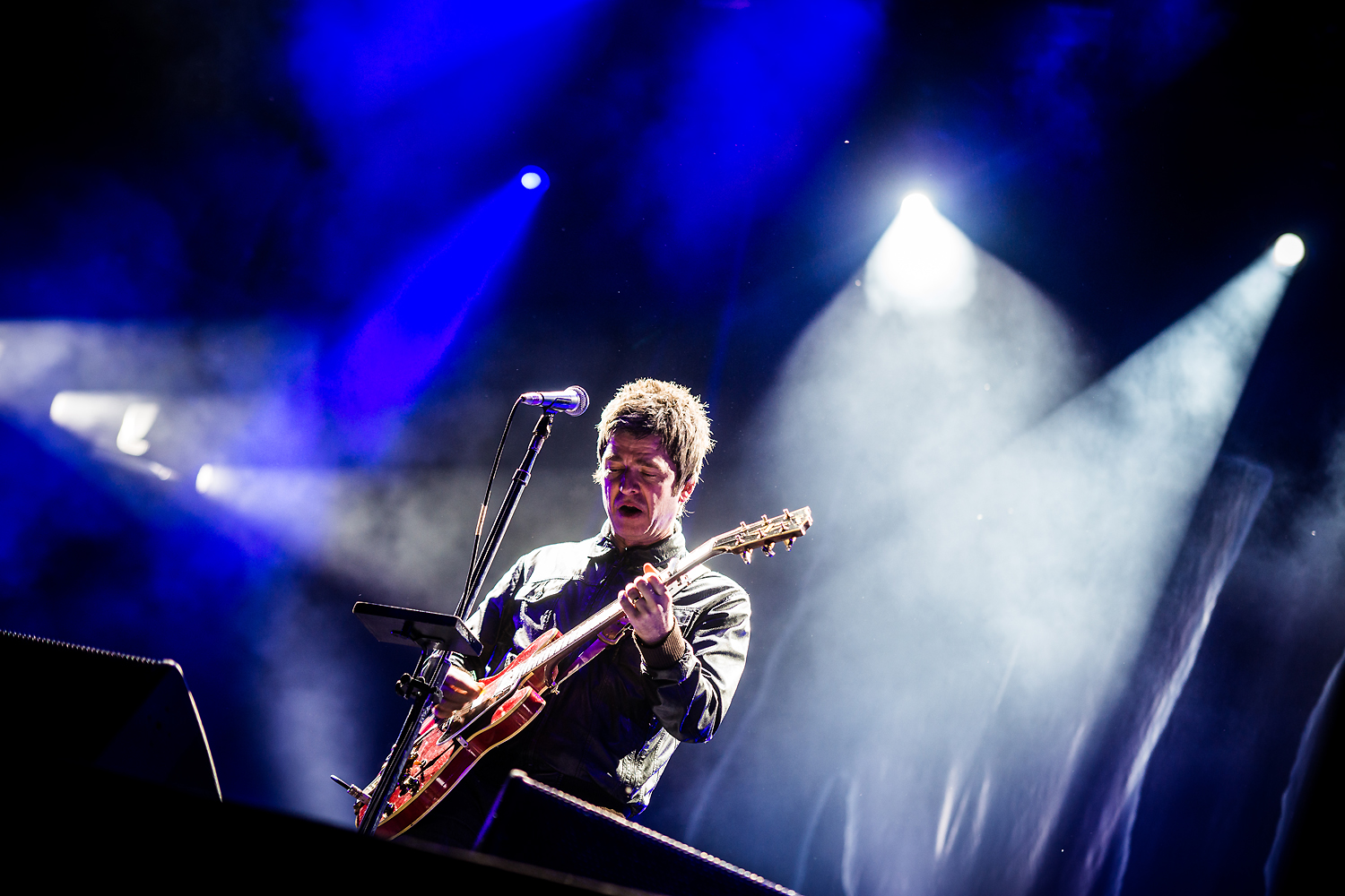 BKS 725 - Noel Gallagher's High Flying Birds