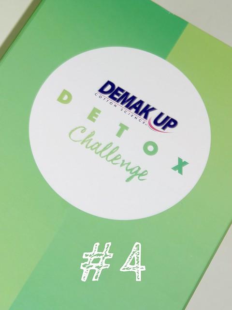 Demak'Up Detox Challenge: rozenwater toner skincare DIY ~ CherryCharlie.nl