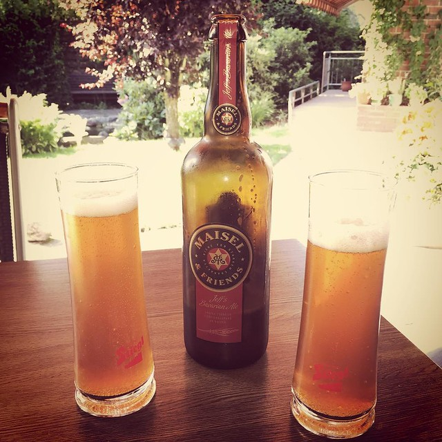#beeroftheday : #maisels & friends #bavarianale