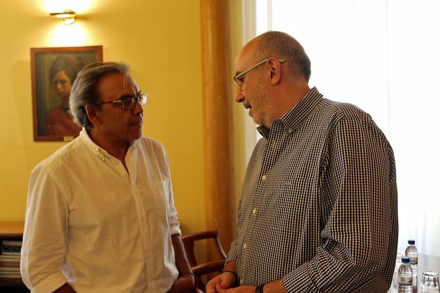 Reunión Mata-Alcaraz (9/07/15)