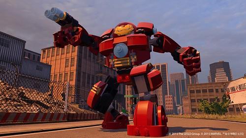 LEGO Marvel's Avengers - Hulkbuster