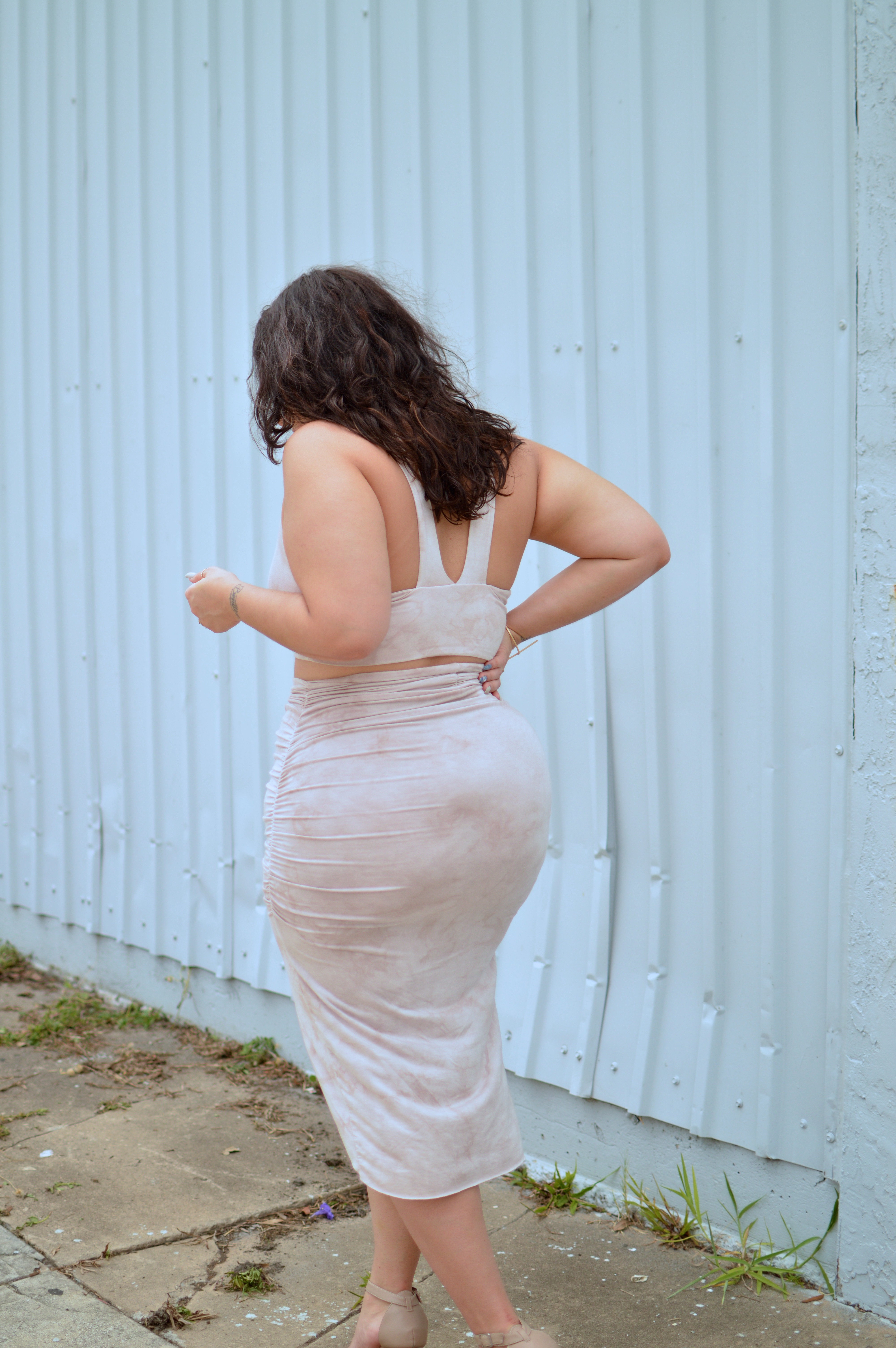 Real up skirt pastel 2 - 3 part 3