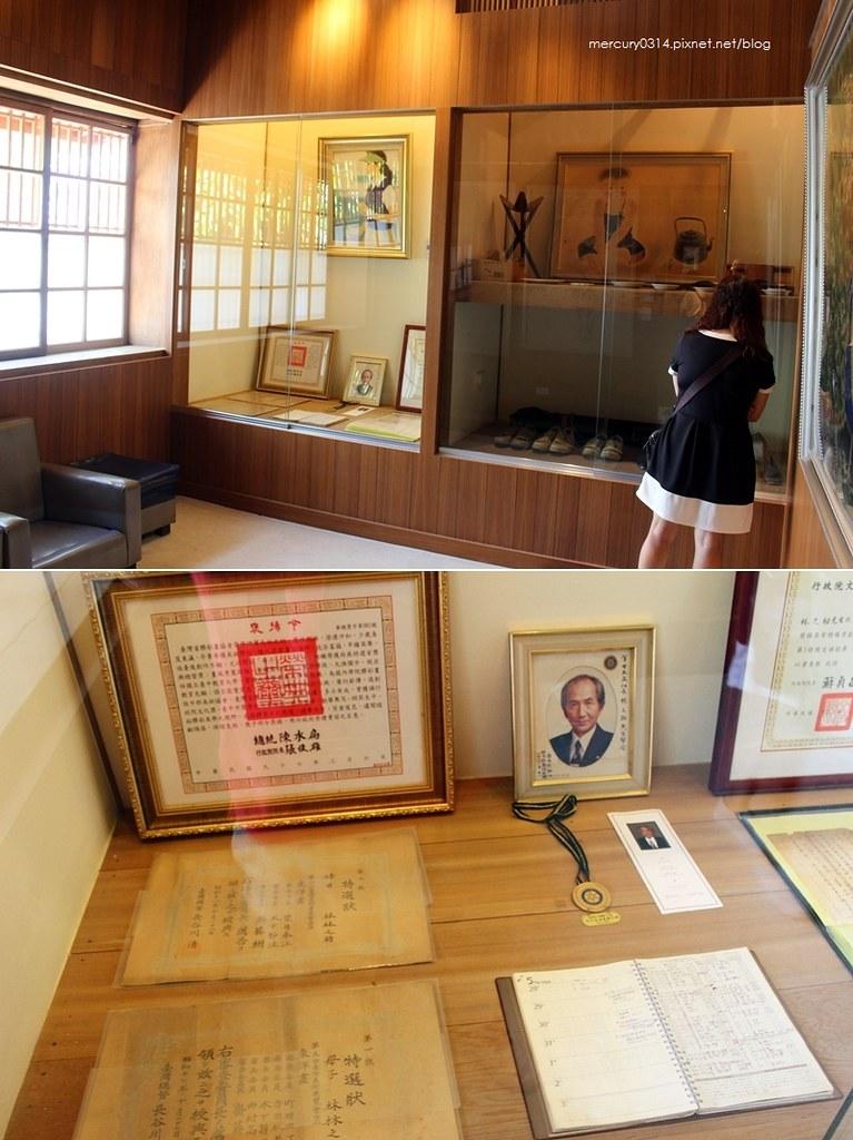 19739877516 680bbd0c59 b - 遊記。台中西區【林之助紀念館】台灣膠彩畫之父林之助畫室,歷史日式建築修復再利用