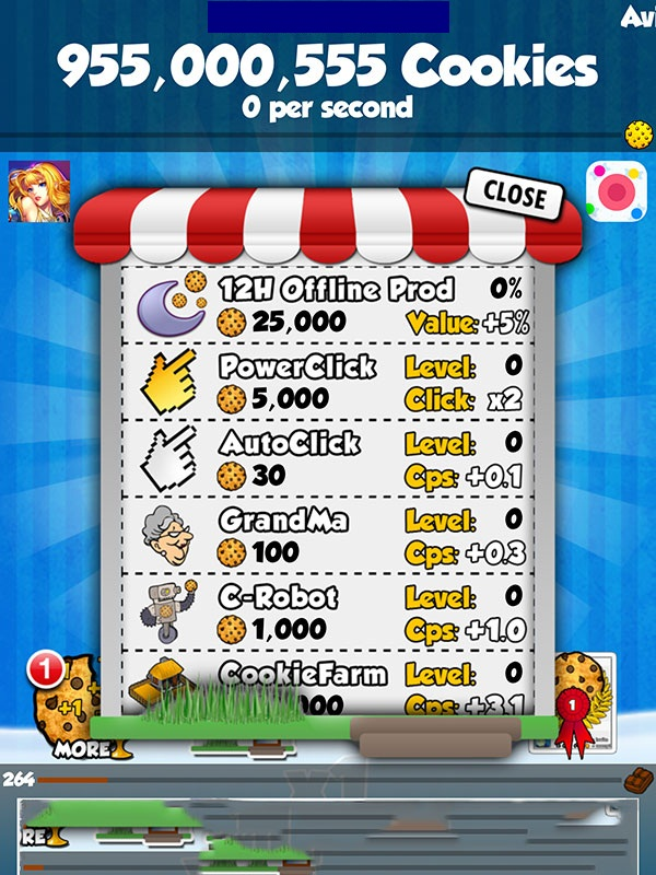 Download Free Game Cookie Clickers Hack (All Versions) Unlimited Cookie 100% Working and Tested for IOS and Android