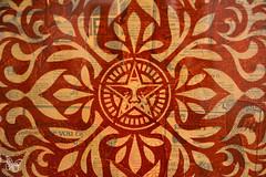 Shepard Fairey - Your Eyes Here Malaga