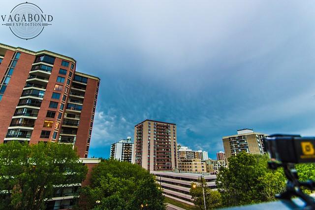 1024 - ve - mammatus clouds over edmonton DSC_8794