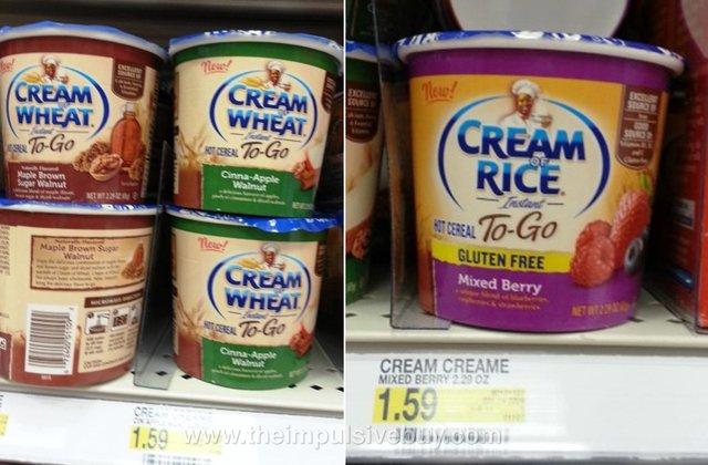Cream of Wheat Instant To-Go