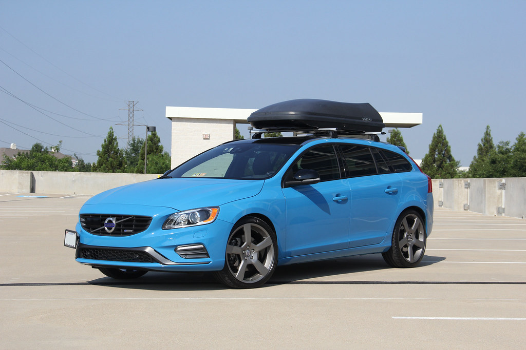 2018 Volvo Xc40 Roof Box All New Xc60 Accessories Volvo