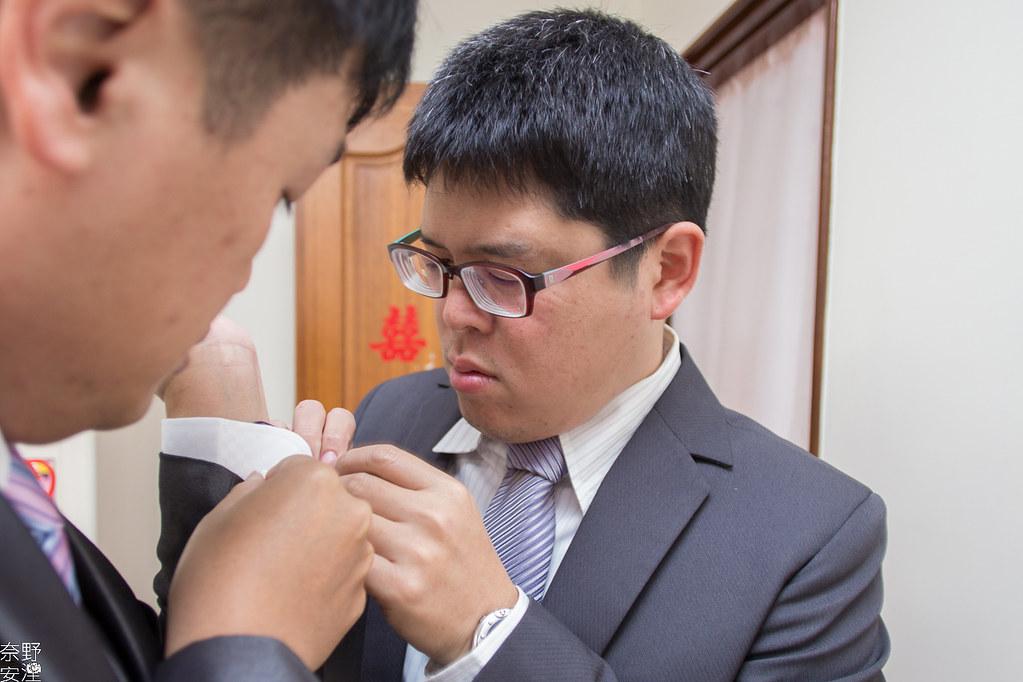 台南婚攝-炳男&慧玲-迎娶儀式 (7)