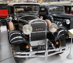 Hudson Super-Six Sedan 1929