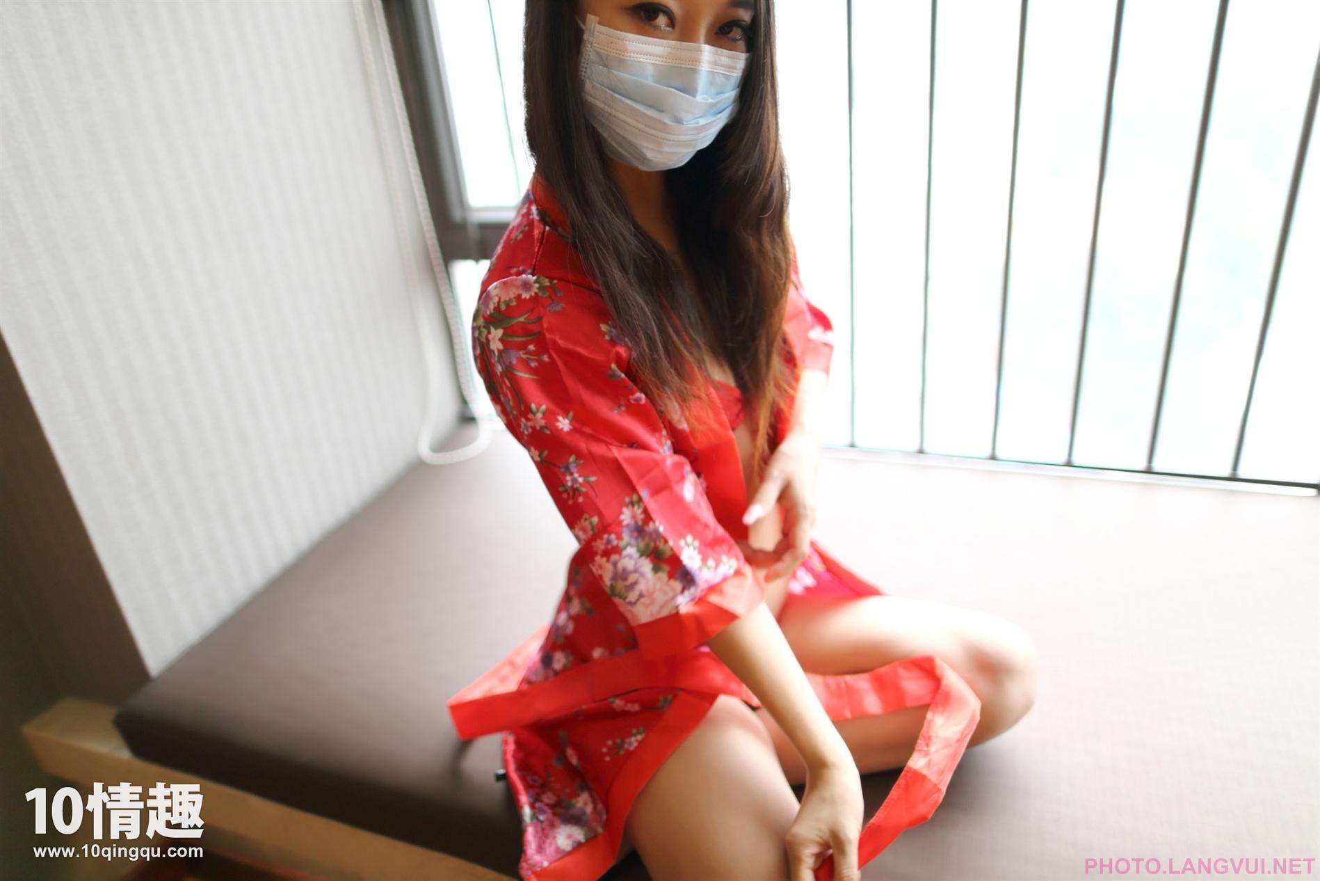 10QingQu Mask Series No 065